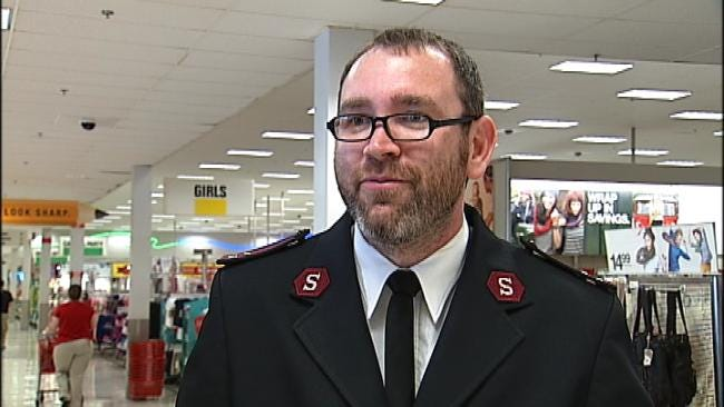 Target Takes Salvation Army Boys And Girls On Shopping Spree