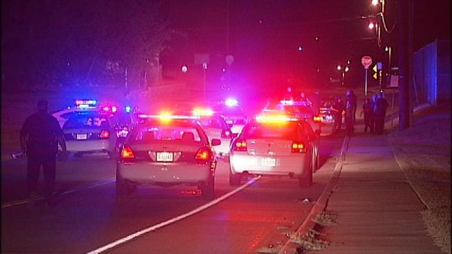 Tulsa Police Try To Figure Out Who Shot At Whom Overnight