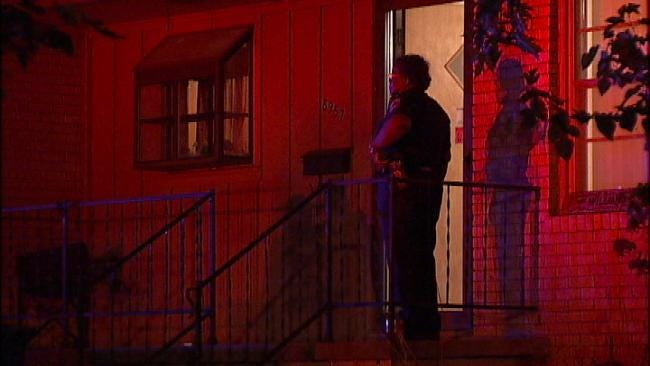 Tulsa Toddler Accidentally Shoots Herself With Parents' Gun