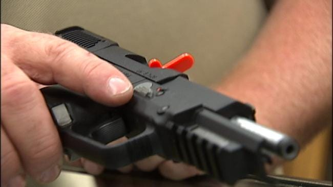 Tulsa Toddler Finding Parents' Gun Reinforces Importance Of Safe Storage