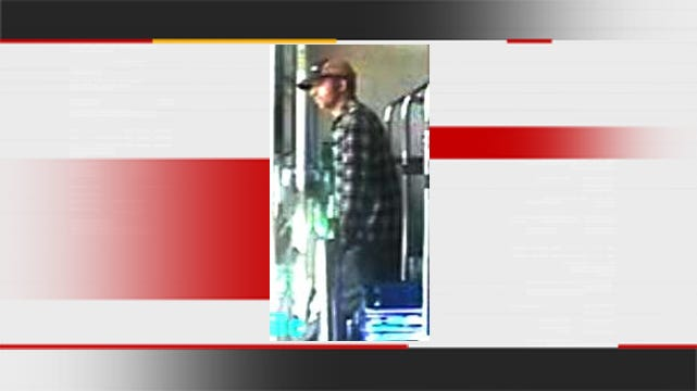 Sapulpa Police Search For Walgreens Robbery Suspect Caught On Tape