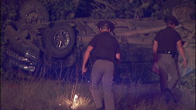 Driver Leads Five Agencies On Chase Down 41st Street Before Crashing