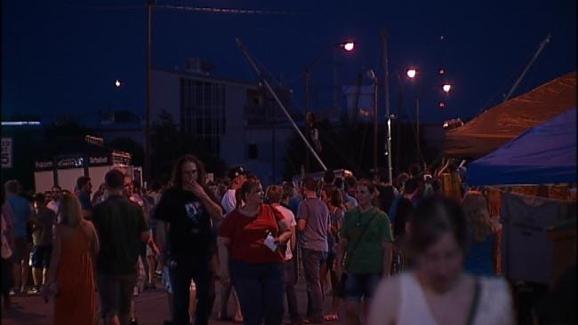 Free Tulsa Music Festival Takes Over Downtown This Weekend