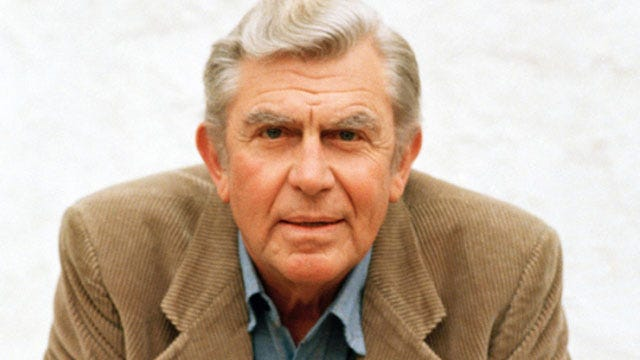 Beloved CBS Icon Andy Griffith Dies; Oklahoman Ron Howard Remembers 'Pa'