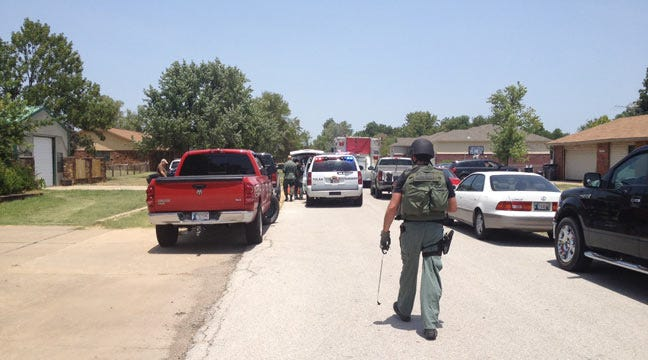 Bixby Police: Man Shoots Himself In Domestic Incident