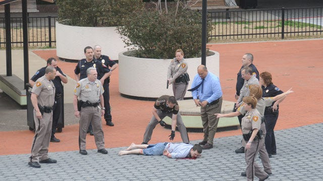Defense Psychologist Finds Accused Tulsa Courthouse Shooter Delusional