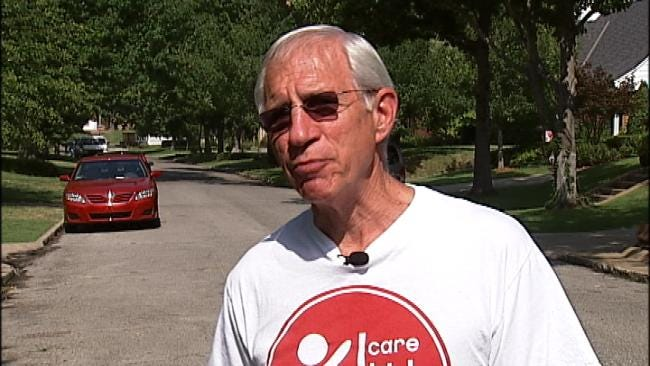 One Of Oklahoma's Own To Carry Olympic Torch
