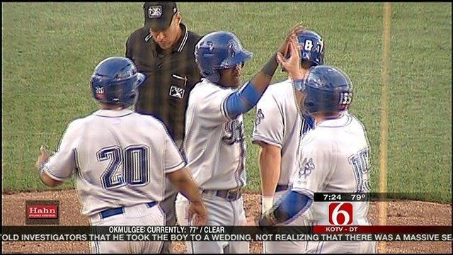 Drillers' Offense Explodes, Beat Arkansas 9-2.