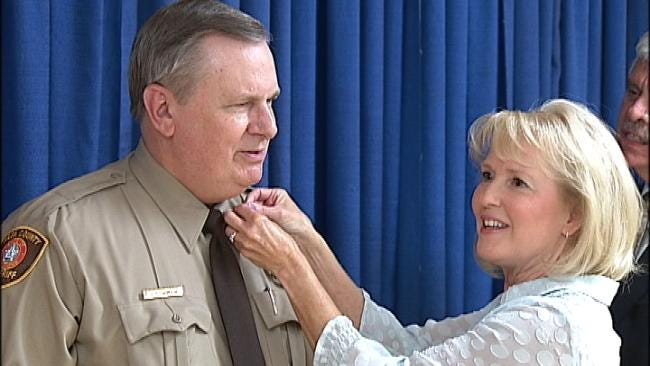 Three Tulsa Sheriff's Deputies Promoted To Major