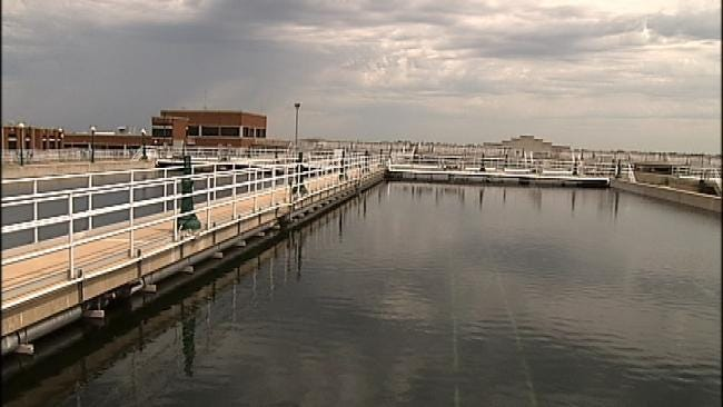 Weekend Water Usage Puts City Of Tulsa On Verge Of Voluntary Restrictions