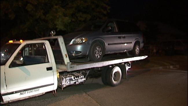 Suspect Shot In Tulsa Home Invasion