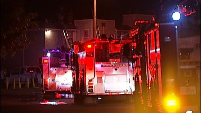 Tulsa Fire, Police Spend Night Fighting Numerous Fires Caused By Fireworks