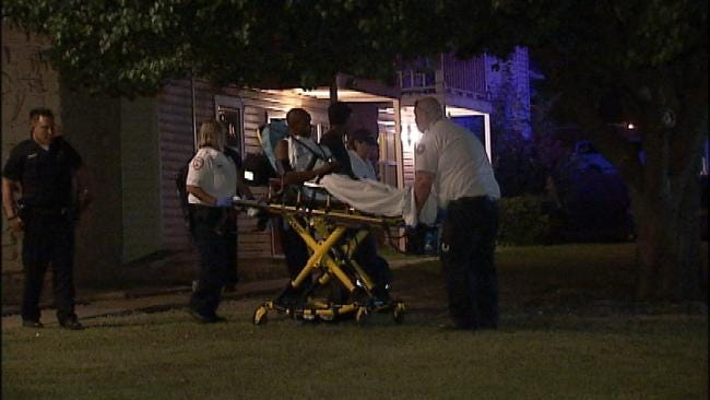 Man Stabbed In East Tulsa Home Invasion
