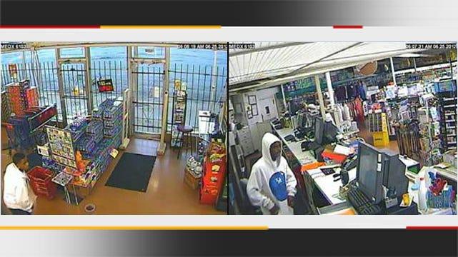 Police Search For North Tulsa Pharmacy Burglar