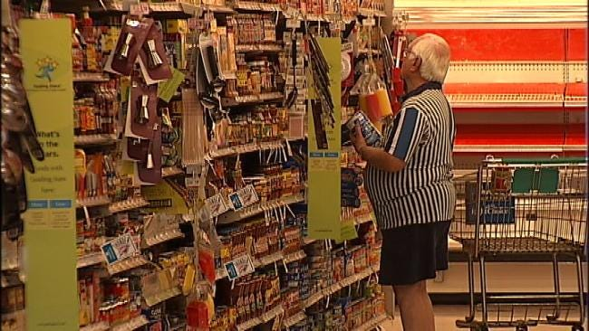 With Grocery Store Closing, Some Shoppers Turn To Tulsa Transit