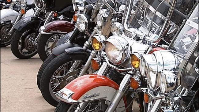 Green Country Poker Run Raises Money For Muscular Dystrophy