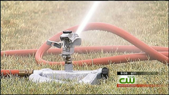 New Product Claims To Keep Lawns Moist With Less Watering