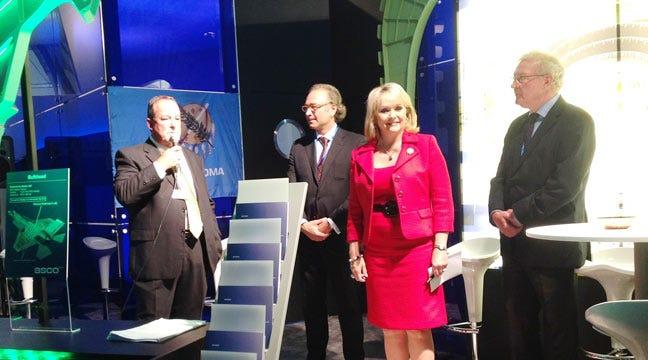 Belgian Aerospace Company To Open Stillwater Plant