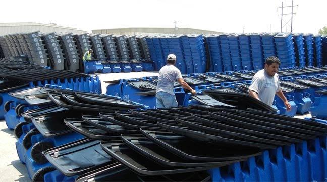 Tulsa's Trash Service To Begin Delivering New Carts Monday