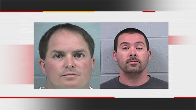 2 Foyil School Employees Arrested For Sex Crimes Unrelated, Sheriff Says
