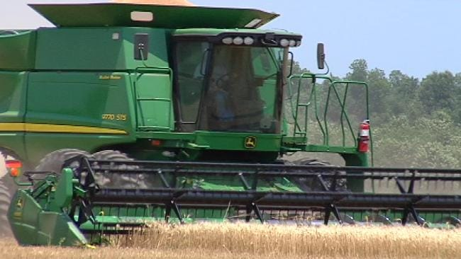 Bumper Crop Expected For Oklahoma Harvest
