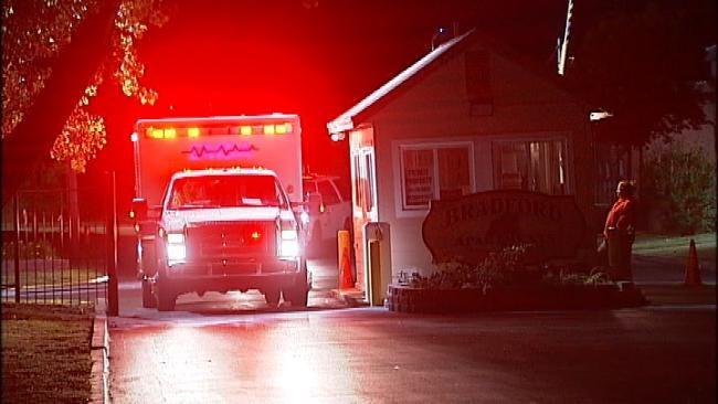 Man Dies In Shooting In North Tulsa