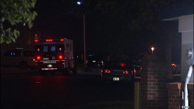 Woman Stabs Man In Tulsa Domestic Disturbance