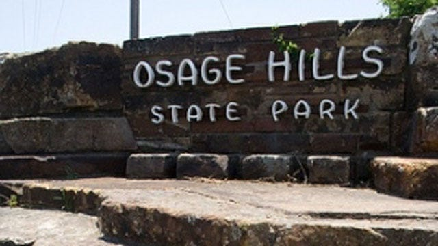 Bartlesville Teenager Injured At Osage Hills State Park