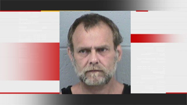 Empty Gas Tank Leads To Rogers County Arrest