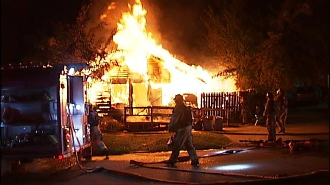 Smoke Detectors From Tulsa Fire Department Save Lives