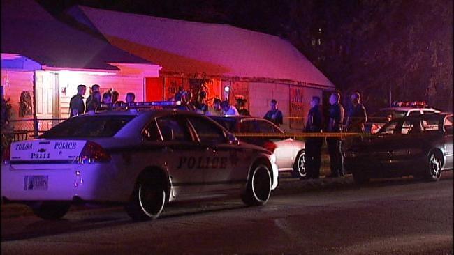 Tulsa Police Identify Man Who Accidentally Shot Himself