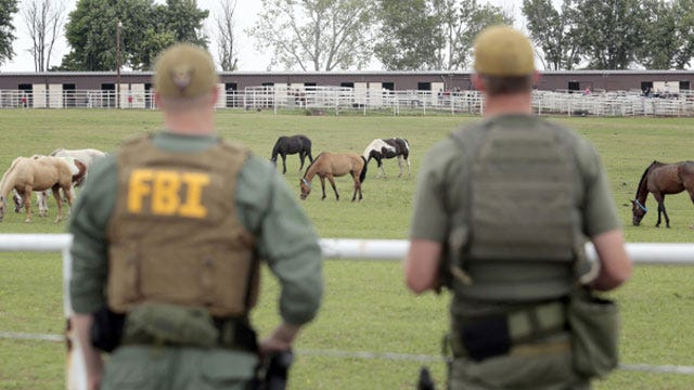 Feds: Oklahoma Horse Operation Was Front For Mexican Drug Cartel