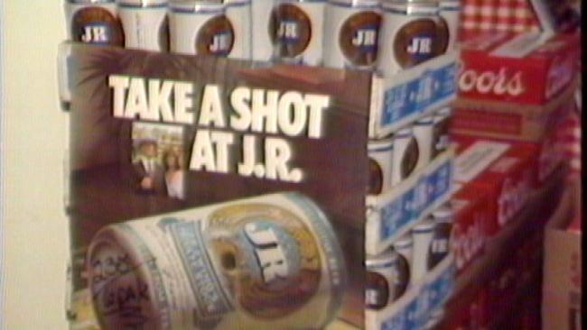 "From The KOTV Vault: The 1980 ""Who Shot JR?"" Craze"