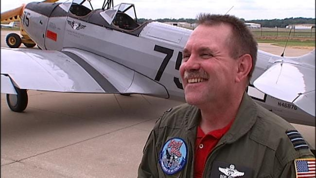 Tulsa CAF Is Offering A Ride In A Vintage War Plane