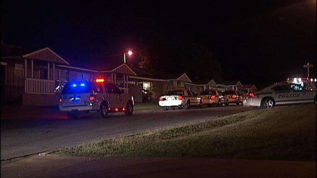Tulsa Man Shot While Running Away From Robbers