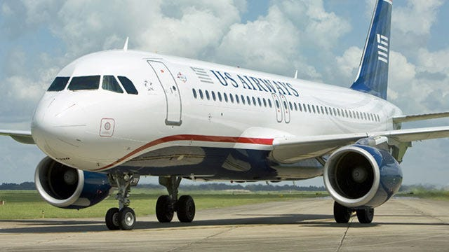 US Airways CEO Says Merger Is American Airlines' Best Option