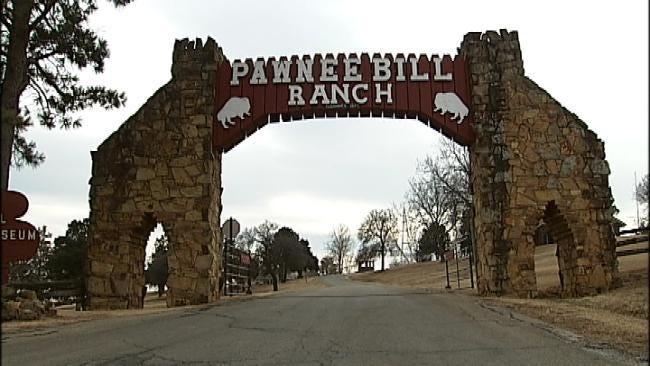 Pawnee Bill Wild West Show Rides Into Pawnee On Saturday