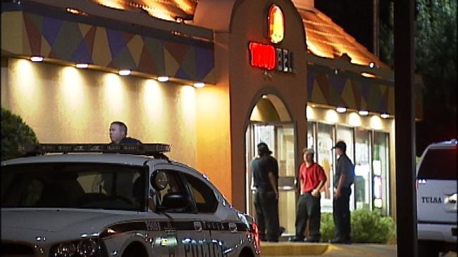 Tulsa Taco Bell Robbed At Gunpoint Early Friday