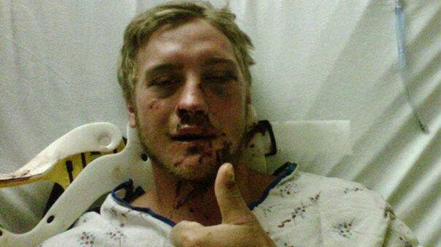 Oklahoma Man Hit By Runaway SUV After Pushing Friend From Path