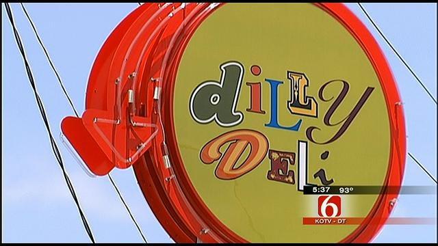 Tulsa Deli Creates 'James Harden' Sandwich