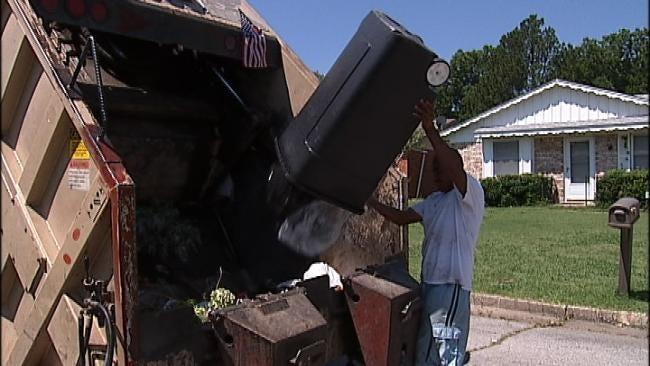 City Of Tulsa Announces New Trash Service