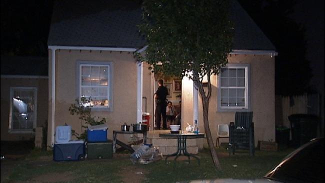 Trio Sought In North Tulsa Home Invasion