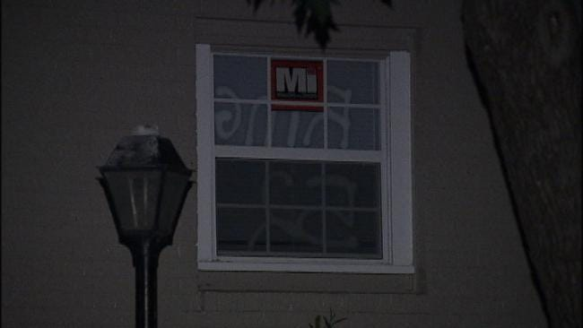 Tulsa Homeowner Uses Duct Tape To Trap Teen Vandals