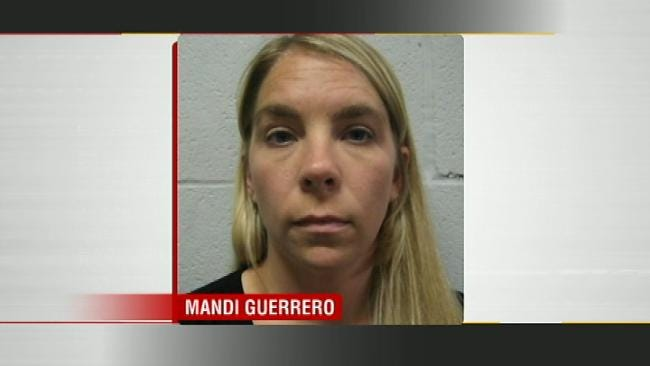 Affidavit: Stroud Teacher, Cheer Coach Wrote Love Letters To 15-Year-old Student