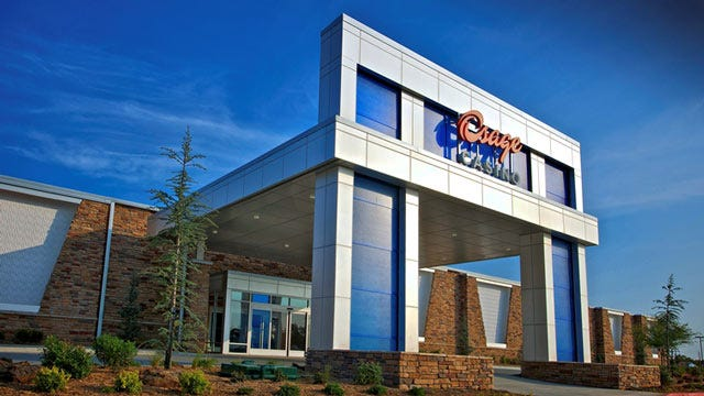 Osage Casino West Of Sand Springs Shows Off Renovations