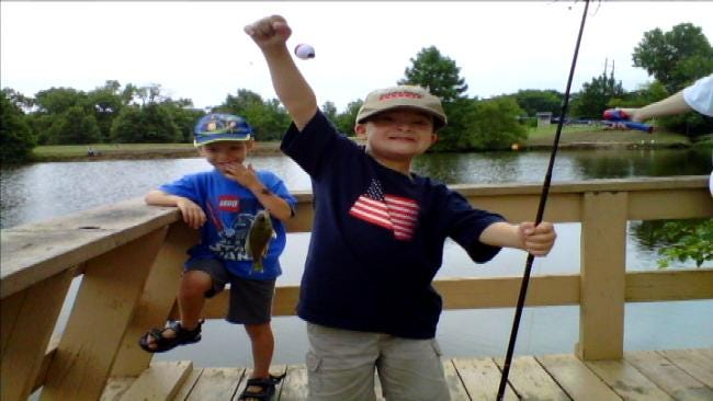 40 Fishing Poles Stolen From Boy Scout Group