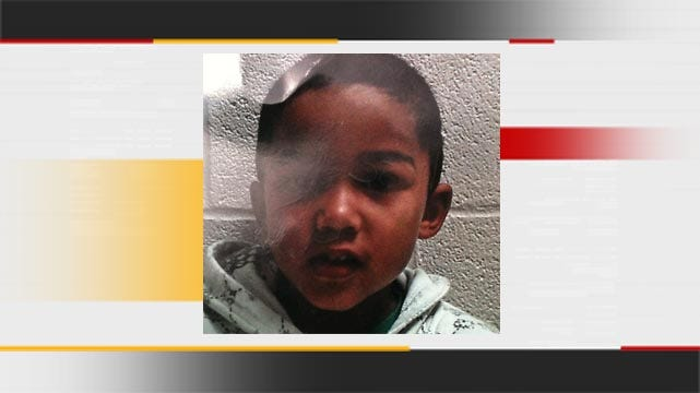 Missing Pottawatomie County 5-Year-Old Found Safe