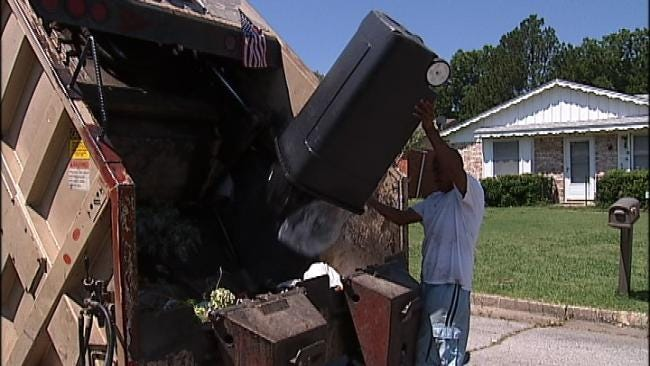 New Details About Tulsa's Summer Trash Service