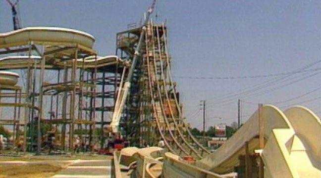 From The KOTV Vault: Tulsa Big Splash Makes Waves In 1983