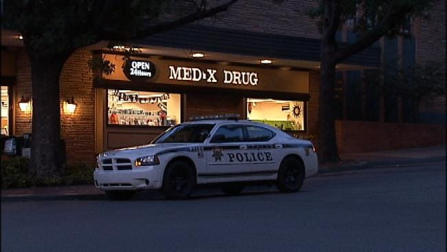 Woman Armed With Flare Gun Robs Tulsa Utica Square Drug Store